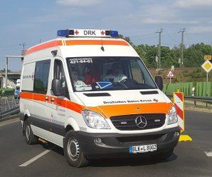 Transport en cas d'urgence médicale